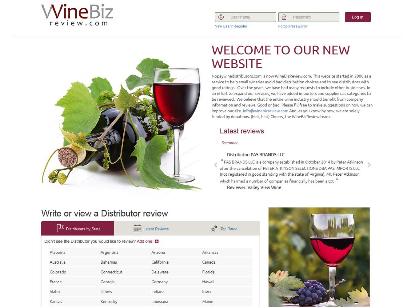 WineBiz