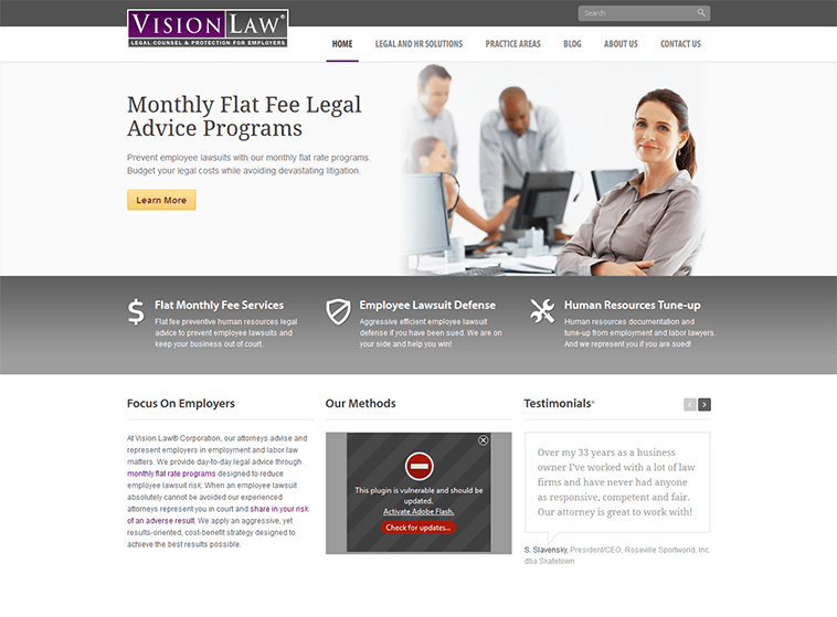 Vision Law
