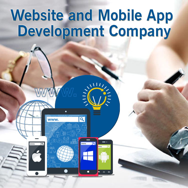 Website-and-Mobile-App-Development-Company