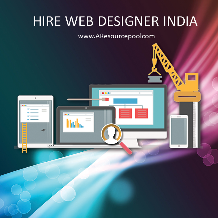 Hire-webdesigner India