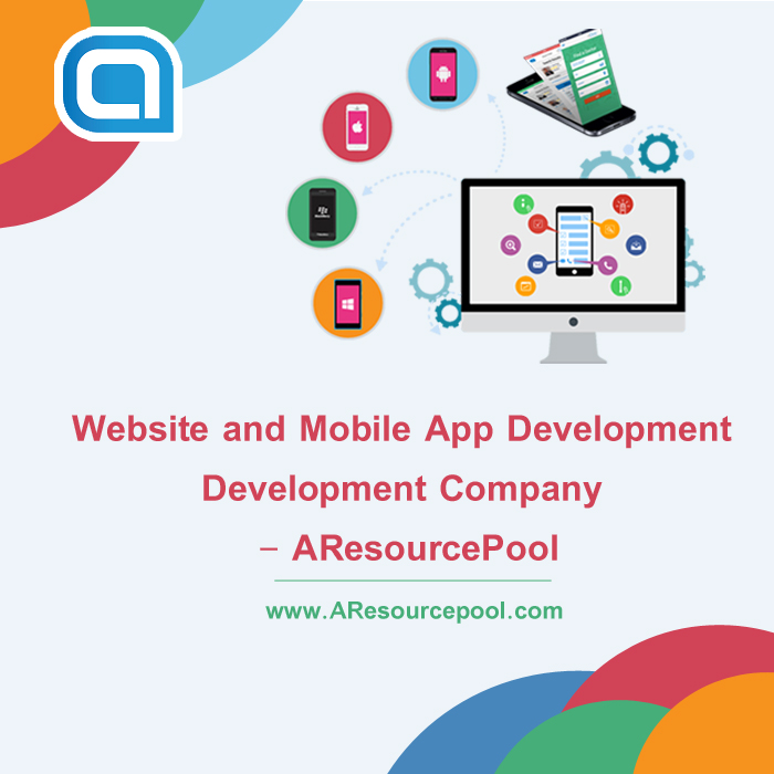 Website and Mobile App Development Development Company - AResourcePool