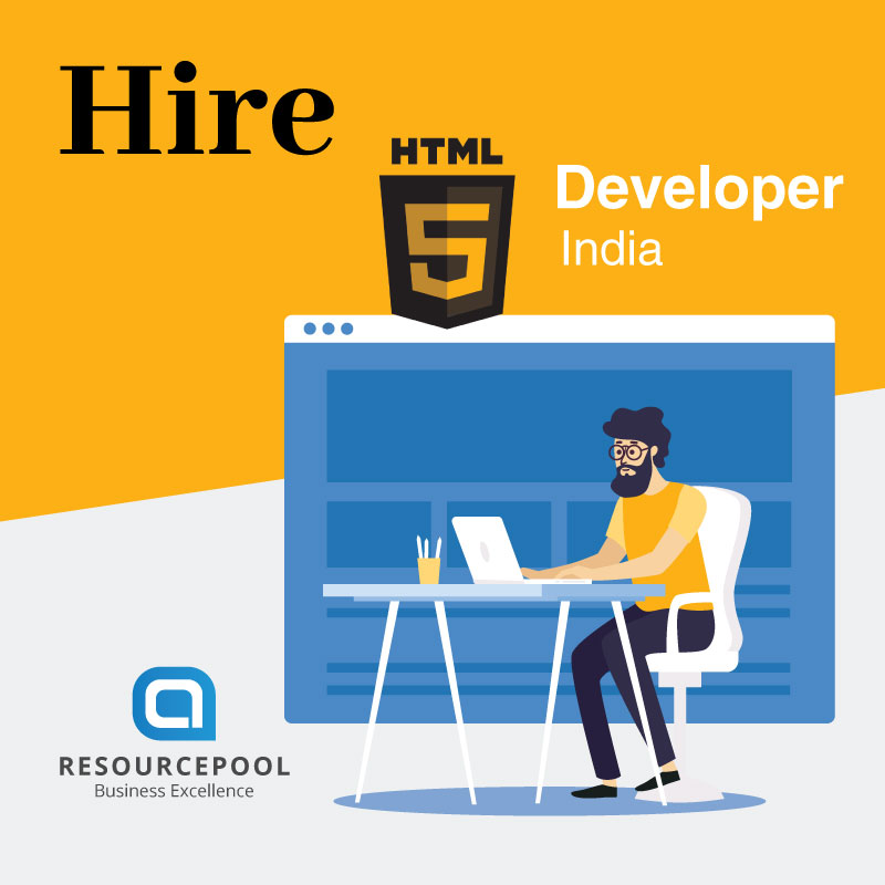 hire html5 developer india