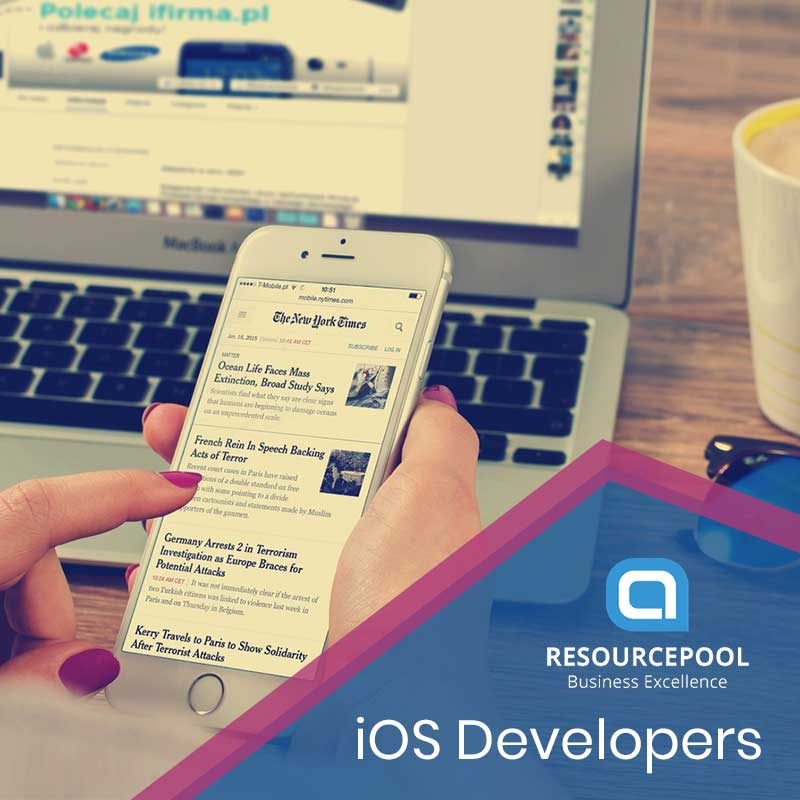 iOS developers aresourcepool